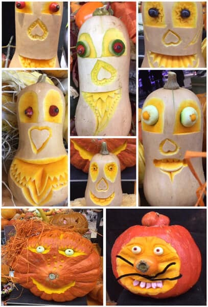 Carving gourmand d'automne