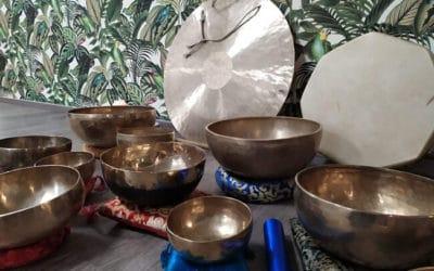 Atelier relaxation aux bols tibétains
